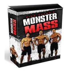 Monster Mass mike chang brasil